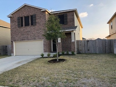 Laredo Single Family Home For Sale: 11305 Basque Dr