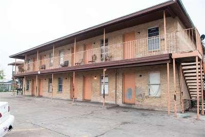 Laredo Multi Family Home For Sale: 1303 Philadelphia St