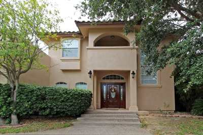 Laredo Single Family Home For Sale: 416 Emerald Lake Dr