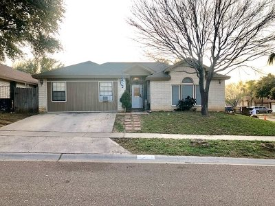 Single Family Home For Sale: 8906 Fox Ln