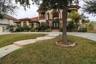 Laredo Single Family Home For Sale: 306 Bordeaux Dr