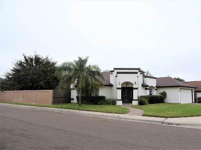 Laredo Single Family Home For Sale: 10121 Truchas Rd