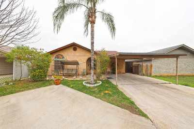 Laredo Single Family Home For Sale: 5803 Gale Ct