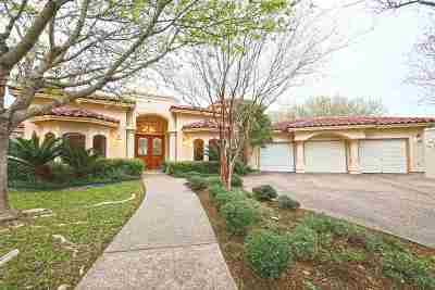 Laredo Single Family Home Offer Acknowledged Bid: 109 Elkington Lp