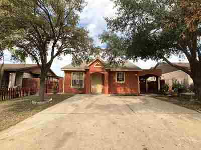 Laredo Single Family Home For Sale: 9546 Canvasback Dr