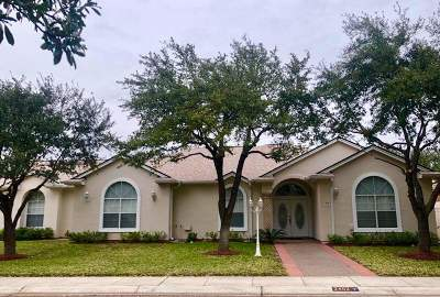 Laredo Single Family Home For Sale: 2402 Leonard Ct