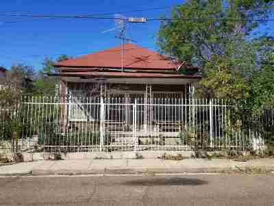 Laredo Single Family Home For Sale: 904 Vidaurri Ave