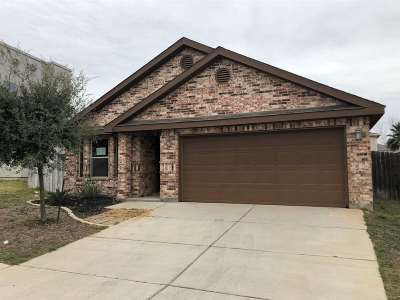 Laredo Single Family Home Active-Exclusive Agency: 604 Crackle Grove Dr