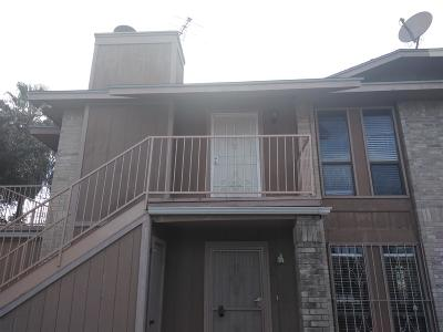 Laredo Condo/Townhouse For Sale: 412 Gale St #15