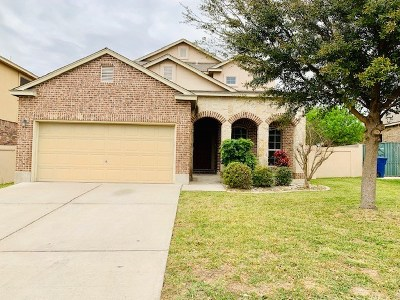 Laredo Single Family Home For Sale: 322 Kahlo Lp