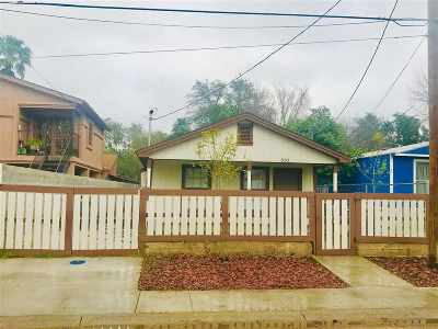 Laredo Single Family Home For Sale: 310 E Olive St