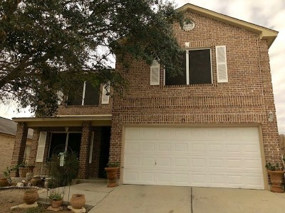 Single Family Home For Sale: 5208 Rains Dr