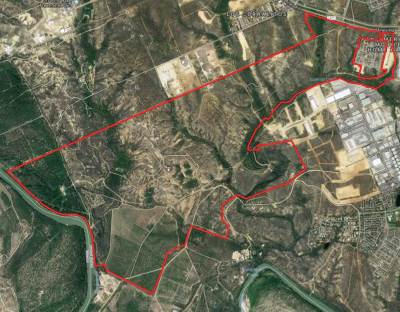 Laredo Residential Lots & Land For Sale: 1111 Mines Rd