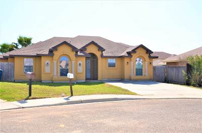 Laredo Single Family Home For Sale: 505 Everest Ct