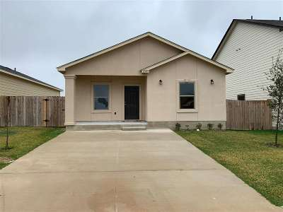 Laredo Single Family Home For Sale: 5735 St. Sebastian Ln.