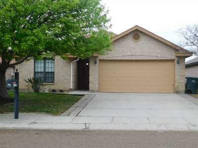 Laredo Single Family Home For Sale: 1518 Denmark Ln