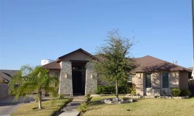 Single Family Home For Sale: 1210 Coahuila Loop