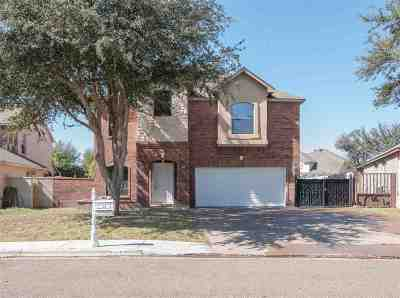 Laredo Single Family Home For Sale: 10106 Truchas Rd
