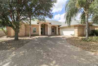 Laredo Single Family Home For Sale: 503 Scissor Tail Cir