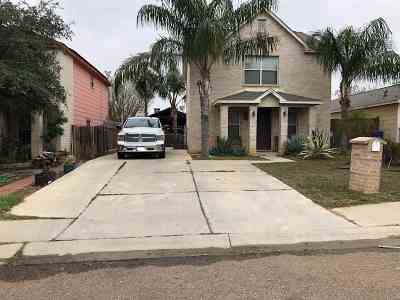 Laredo Single Family Home For Sale: 302 Desert Chief Dr