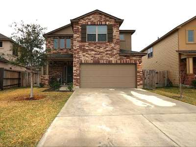 Laredo Single Family Home Back On Market: 11204 Basque Dr
