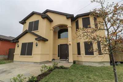 Laredo Single Family Home For Sale: 3707 Calle Alta Ct