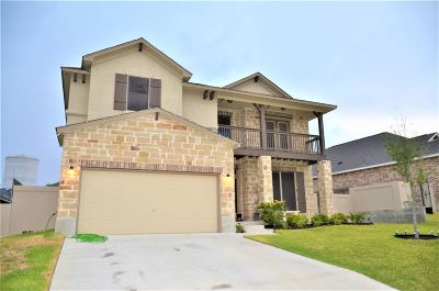 Laredo Single Family Home For Sale: 136 Pacifico Dr
