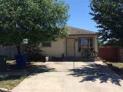 Laredo Single Family Home For Sale: 605 Gage Lp