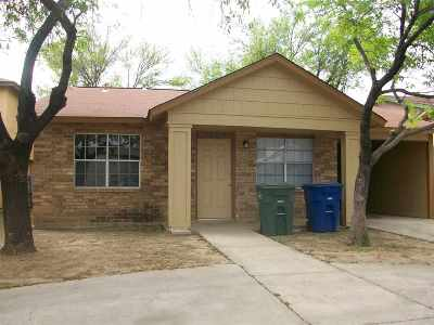 Laredo Single Family Home For Sale: 5004 Haynes Ave