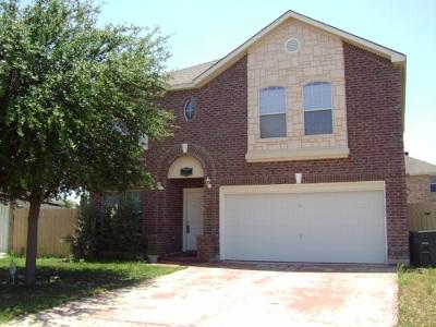 Laredo Single Family Home For Sale: 11114 Don Tomas Lp