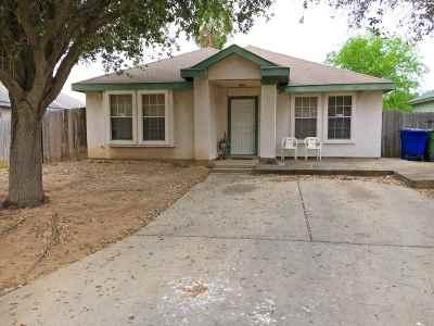 Laredo Single Family Home Option-Show: 738 Buffalo Ct