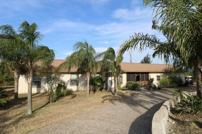 Zapata Single Family Home For Sale: Out Of Area