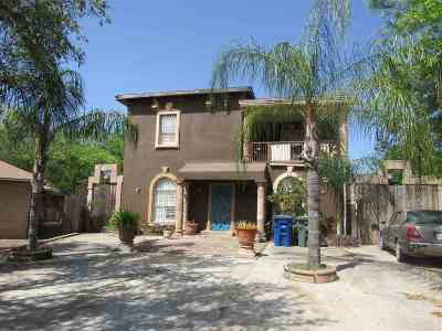 Laredo Single Family Home For Sale: 412 Venado Ct