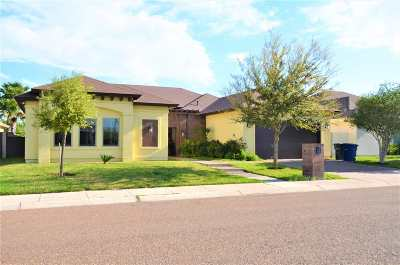 Laredo Single Family Home For Sale: 2613 Chardonnay Dr