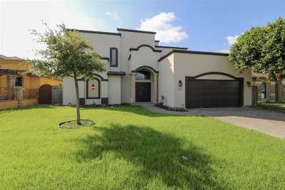 Single Family Home For Sale: 3105 Conde Dr.
