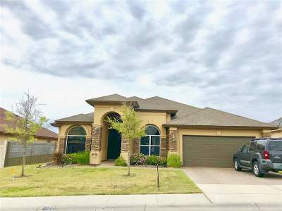 Laredo Single Family Home For Sale: 122 Michoacan Loop