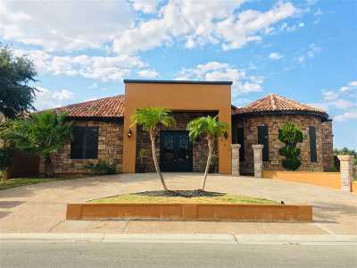 Laredo TX Single Family Home For Sale: $479,900