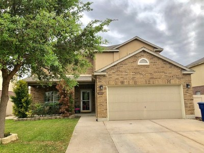 Laredo Single Family Home For Sale: 309 Kahlo Lp