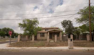 Laredo Single Family Home For Sale: 1002 Eistetter St