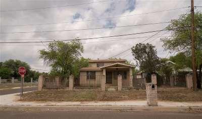 Single Family Home For Sale: 1002 Eistetter St