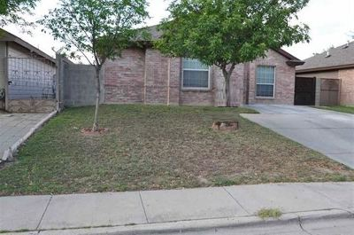Laredo Single Family Home For Sale: 712 Royal Palm Dr