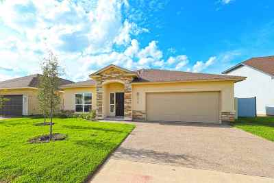 Laredo TX Single Family Home Active-Exclusive Agency: $265,000
