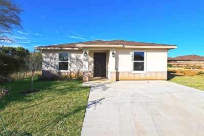 Laredo TX Single Family Home Active-Exclusive Agency: $135,000