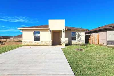 Laredo Single Family Home Active-Exclusive Agency: 2416 Sabana Ln