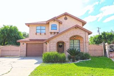 Laredo Single Family Home For Sale: 412 La Herradura Ct