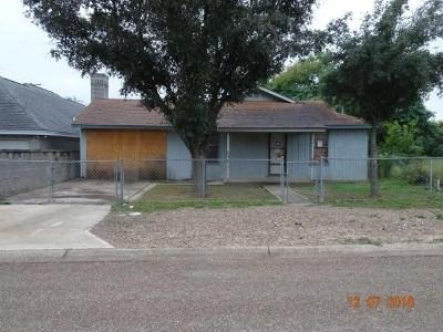 Zapata Single Family Home For Sale: 2003 Delmar Ave.