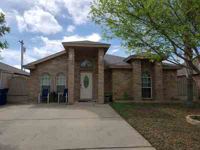 Laredo TX Single Family Home Back On Market: $174,990