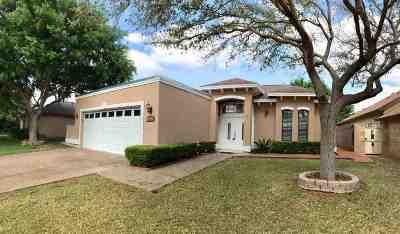 Laredo Single Family Home For Sale: 3003 Hemingway Lp