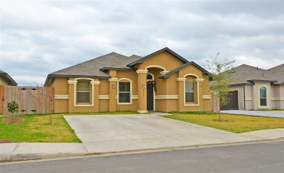 Laredo Single Family Home For Sale: 4317 Peacock St.