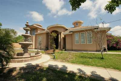 Zapata County Single Family Home For Sale: 5322 Atwood Lane
